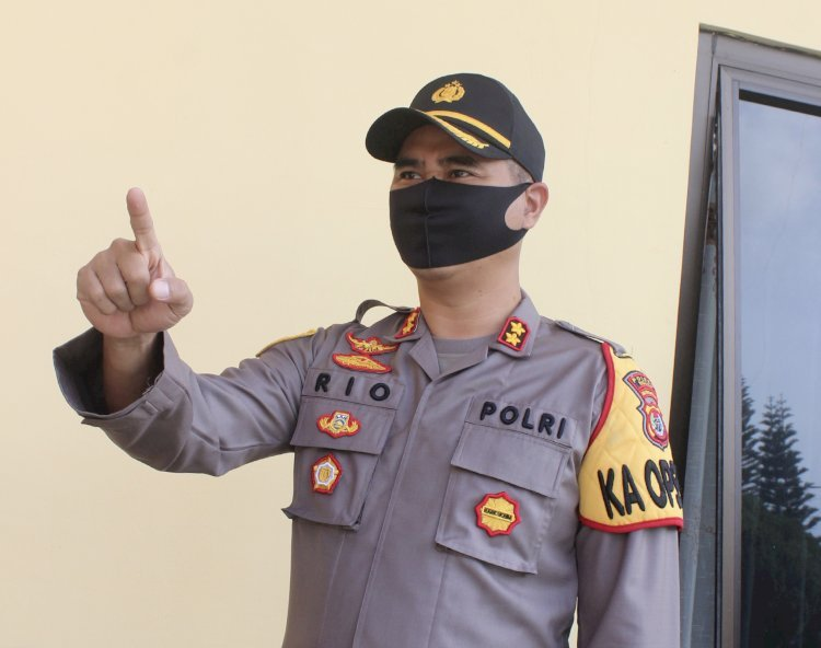 Kapolres Ngada: Polisi Siap Amankan Pelaksanaan Pilkada Ngada 2020