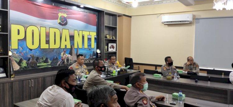 Polda NTT Akan Luncurkan Program Perencanaan Command Center
