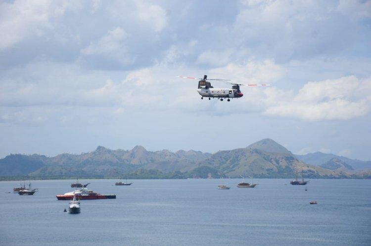 Kapolda NTT Hadiri Simulasi Protokol Kesehatan, Keselamatan dan Keamanan Daerah Pariwisata Super Prioritas di Labuan Bajo