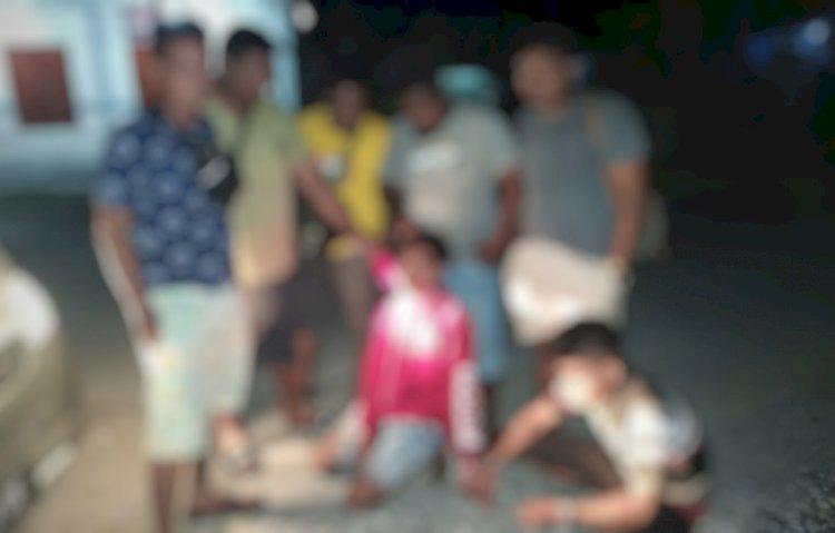 Pelaku Pengrusakan dan Pencurian Ranmor di Malaka Diamankan Tim Jatanras Polda NTT