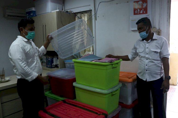 Ditreskrimsus Polda NTT Tetapkan Dua Tersangka Kasus Korupsi Pulau Siput Awalolong