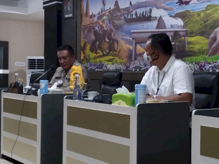 Wakapolda NTT : Laksanakan Tugas Dengan Ikhlas dan Penuh Tanggung Jawab Tanpa Mengharapkan Imbalan