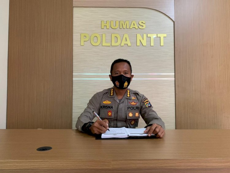 Kabidhumas Polda NTT:Jika MR Bersalah Akan diproses Secara KEPP