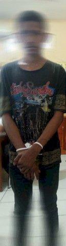 Polsek Kupang Tengah Ringkus Pelaku Pencabulan Anak di bawah umur