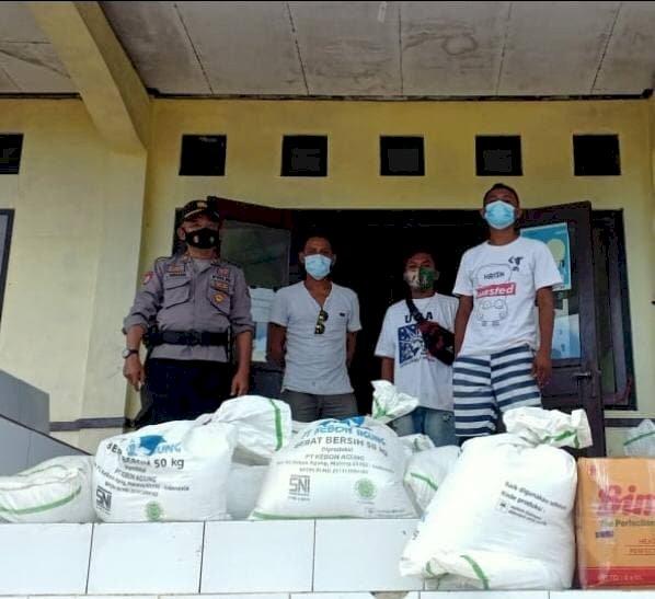 Polsek Umbu Ratu Nggay Berhasil Menjaring 660 Liter Miras Siap Edar