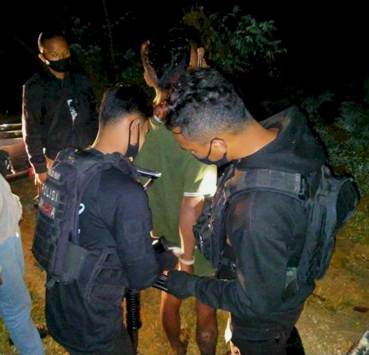 Dua Pemuda Pelaku Curanmor di Wilkum Polda NTT Dibekuk Polisi