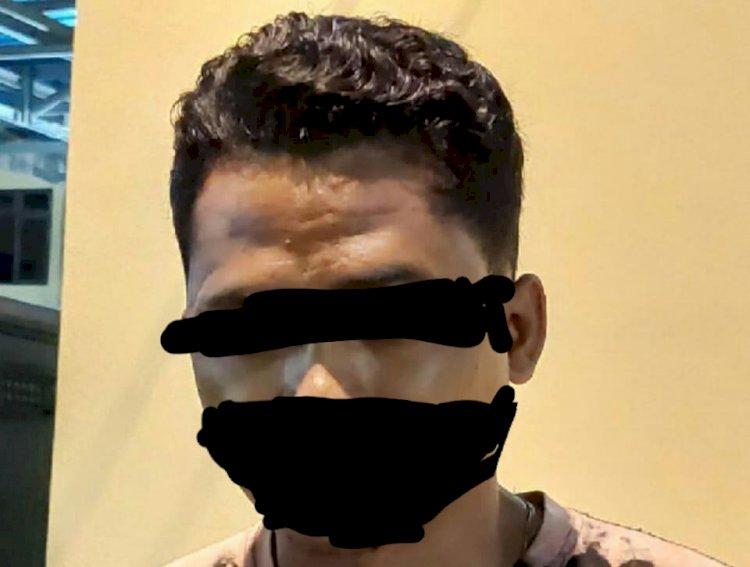 Terlibat Kasus Jambret Hp, Pecatan Polisi Ditangkap Anggota Polres Kupang Kota