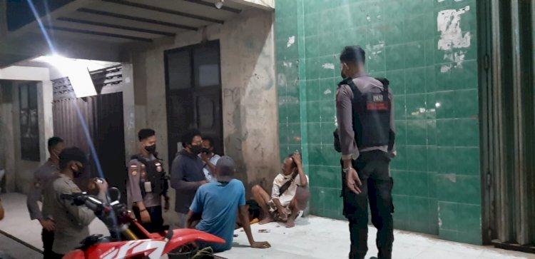 Berantas Premanisme di Wilkum Polda NTT, Enam Orang Pemuda Mabuk diamankan