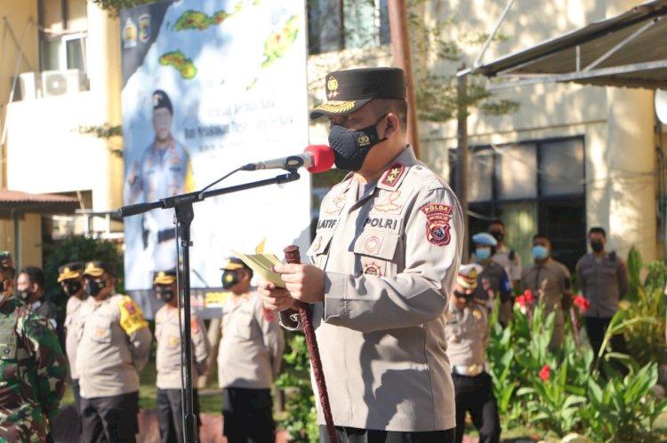 Kapolda NTT Bentuk Komunitas Penyintas Covid-19 di Nusa Tenggara Timur