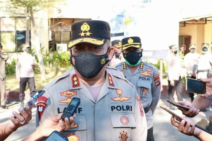 Disiplin Prokes di Hari Raya Idul Adha 1442 H/2021 M, Kapolda NTT Tegaskan Tidak Ada Malam Takbir Keliling