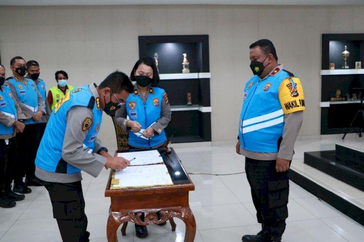 Polda NTT Kirim 65 orang Personel Jalani Pendidikan Alih Golongan (PAG) T.A. 2021 di Sukabumi