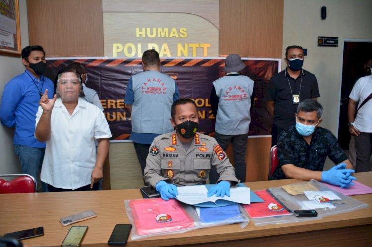 Kasus Awalolong P21, Penyidik Ditreskrimsus Polda NTT Siap Limpahkan ke Kejaksaan Tinggi