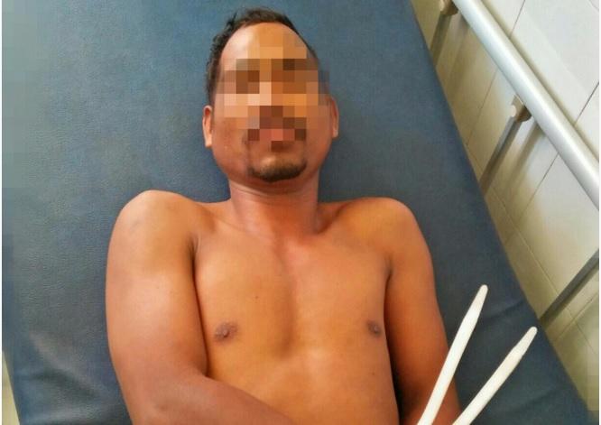 DPO kasus Pencurian ternak berhasil diamankan Tim Gabungan Polres Sumba Timur