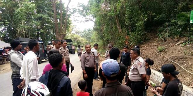 Polres Mabar gencar lakukan patroli dan penyuluhan di daerah-daerah rawan Karhutla