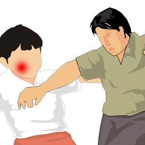 Melakukan tindakan kekerasan, Oknum guru SMP ini dilaporkan ke Polisi