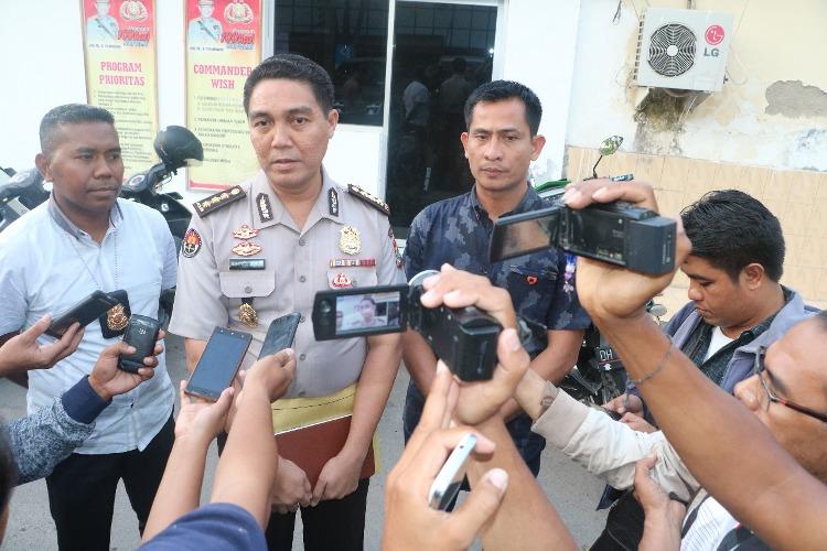 OTT di Pelabuhan Tenau, Tim Saber Pungli Polda NTT amankan 11 orang