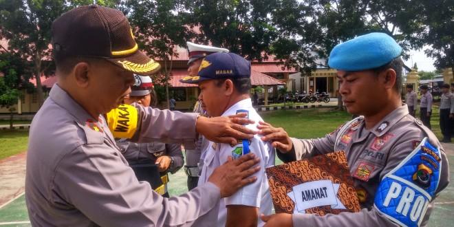 Wakapolres Mabar pimpin apel Gelar Pasukan Ops Keselamatan Turangga 2018