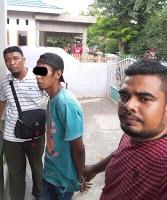 Pelaku Pencurian Berhasil Diamankan Personil Unit Jatanras Polres Sikka