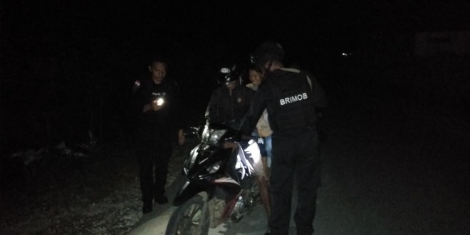 Jelang Pilkada Serentak, Polres Sumba Barat Gencarkan Operasi K2YD