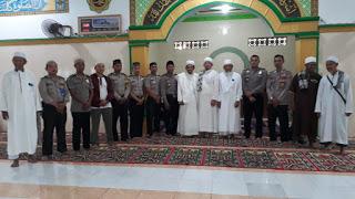 Tablig Akbar Jamaah Tabligh Kab. Sikka Bersama Komjen Pol (Purn) Drs. H. Anton Bachrul Alam