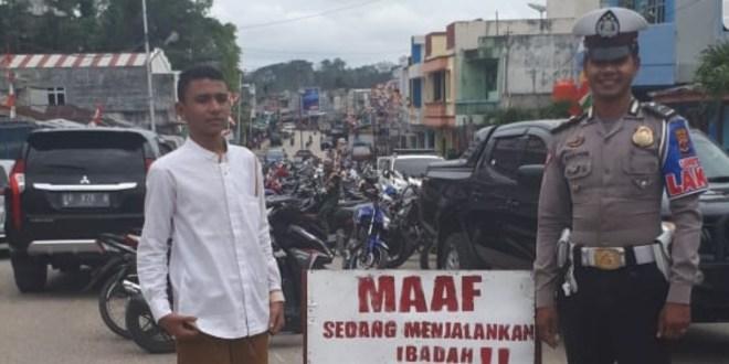Toleransi Umat Beragama Melalui Pengamanan Ibadah Sholat Jumat oleh Satuan Lantas Polres Sumba Barat