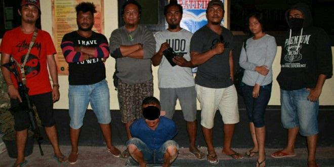 Jatanras Polres Mabar Bekuk Terduga Pelaku Jambret di Labuan Bajo