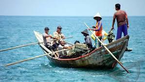 Kapolsek Abal Intensif Berkoordinasi Kades Pulau Buaya