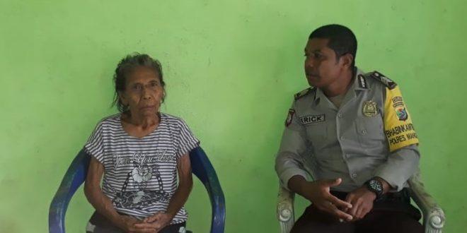 Sambang ke Rumah Warga Binaan, BRIGPOL Sembris Bell Cek Distribusi Bansos PKH dan Rasta