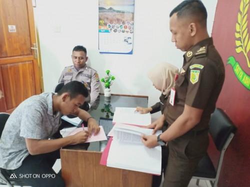Penyidik Polsek Oebobo Polres Kupang Kota Polda NTT, Tahap 2 Kasus Curanmor
