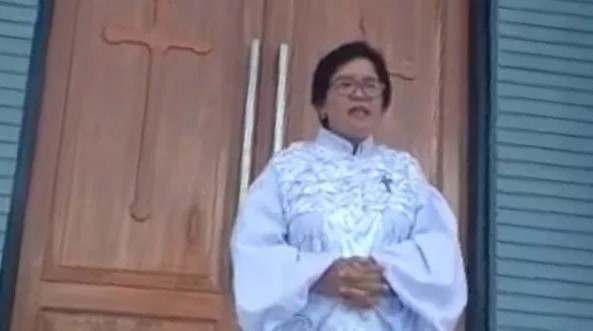 Pendeta GKS Mata Sumba Barat Daya Apresiasi Kinerja Tim, Sehingga Tahapan Pemilu Berjalan Jujur dan Adil