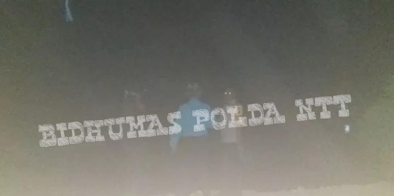 Jaga Kamtibmas Aman dan Kondusif, Personel Polsek Mamboro Rutin Gelar Patroli Malam