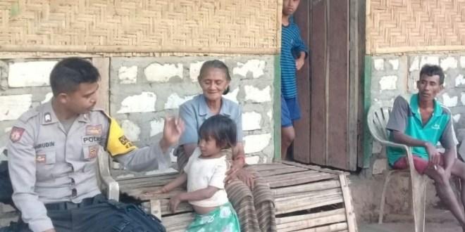 Tekun Berkebun Guna Penuhi Kebutuhan Keluarga, Pesan Brigpol Syahrudin untuk Warga Binaannya