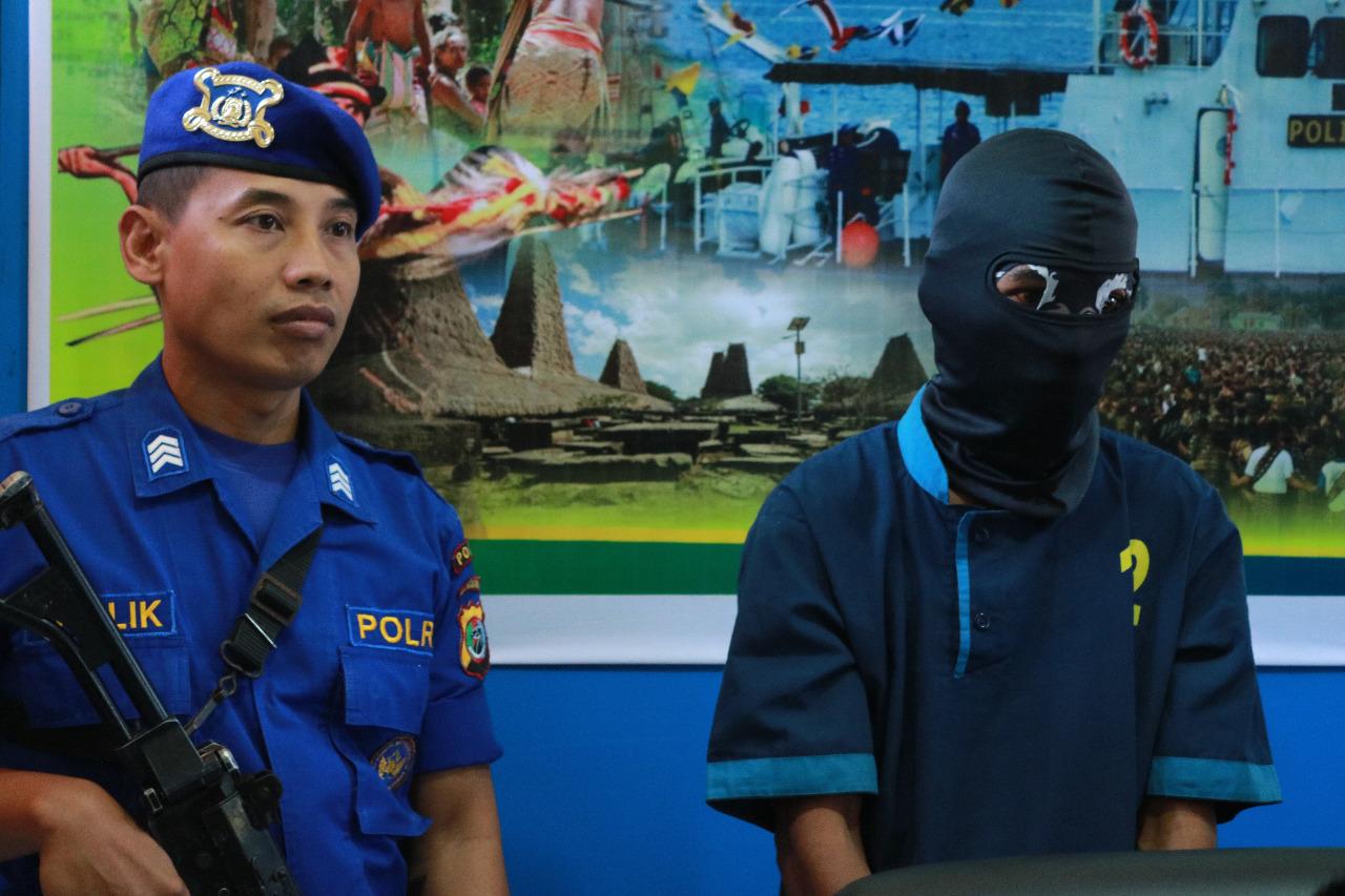 Bawa Bahan Peledak, Seorang Nelayan Terancam Hukuman 20 Tahun Penjara