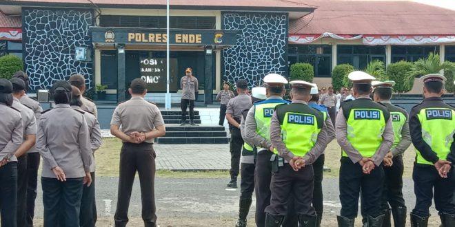 Operasi Mantap Brata Turangga 2019 Berakhir, Kapolres Ucapkan Terima Kasih