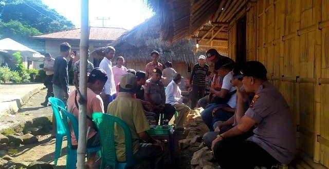 Pertemuan Tokoh Adat, Menyikapi Konflik Sandosi